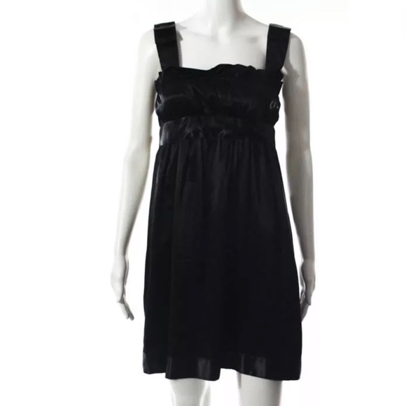 Betsey Johnson Dresses & Skirts - BETSEY JOHNSON VINTAGE 90'S SATIN DRESS SIZE 2
